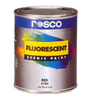 Rosco - Fluorescent Paint
