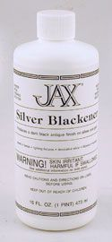 Jax - Silver Blackener - Pint