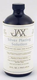 Jax - Silver Plating Solution - Pint
